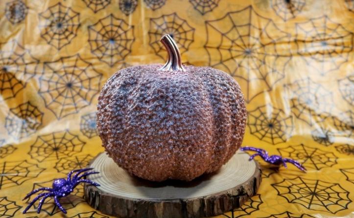 Metallic Pumpkin